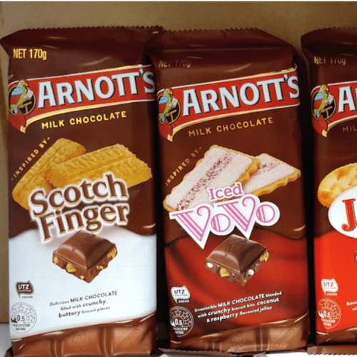 Get Ready, Arnotts Is Releasing Their Biscuits In Chocolate