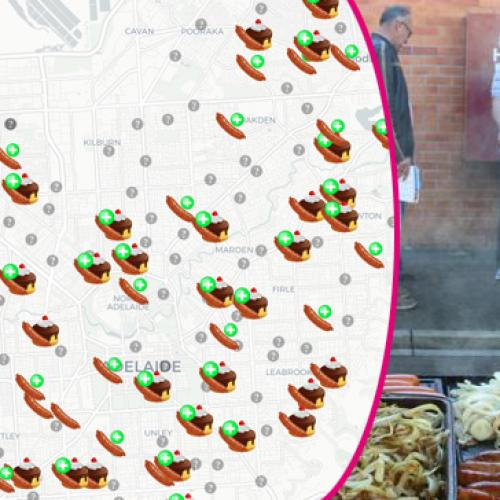 """Democracy sausage map"" is one of the internet's best gifts"