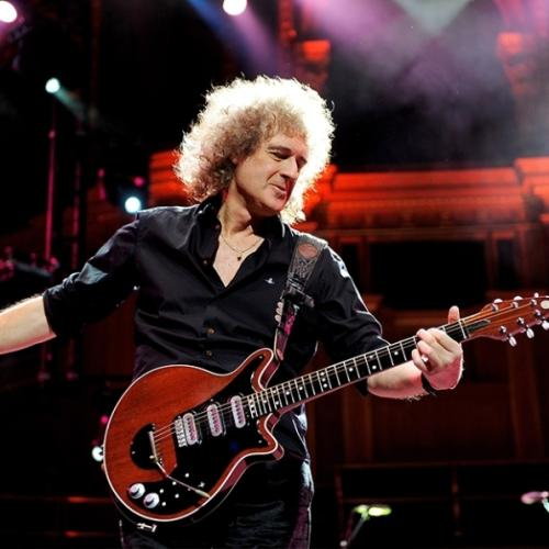 "Brian May Condemns ""Vitriol"" Of Oscars Coverage"