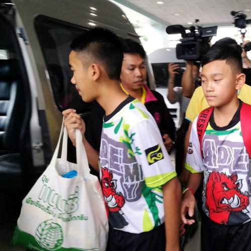 Thailand Cave Rescue: Boys and Coach Leave Hospital