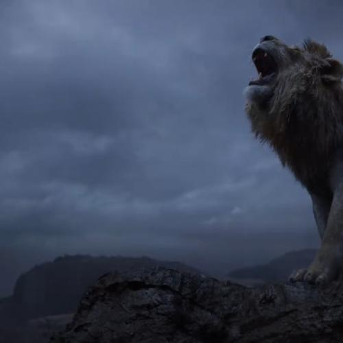 The Latest Lion King Trailer Has Us Gobsmacked
