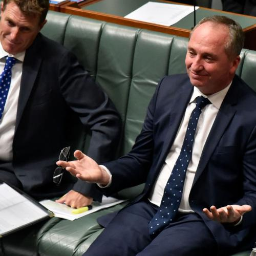 Barnaby Joyce Struggles To Make Ends Meet On $200k