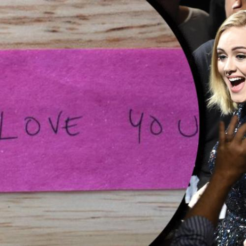 Adele's Partner Just Did The Single Most Romantic Thing Ever