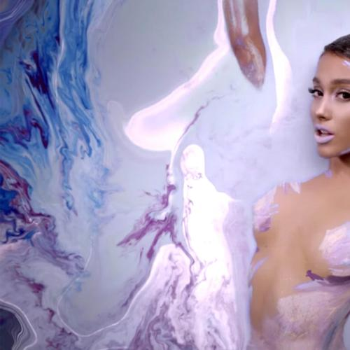 Lush has dropped a bath bomb inspired by Ariana Grande