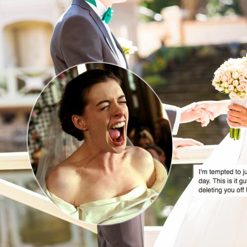 Bridezilla Rants About Friends Who Won't Pay $3K For Wedding