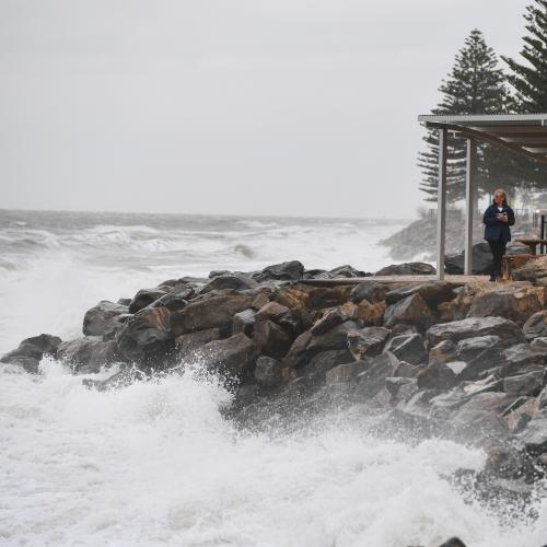 Get Off Work Early, Severe Weather Warning Issued For Adelaide Suburbs