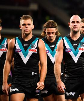 Local Afl Player Leaving Football For Mental Health Reasons