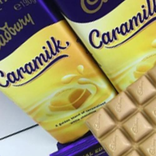 Batches Of Cadbury Caramilk Have Been Recalled