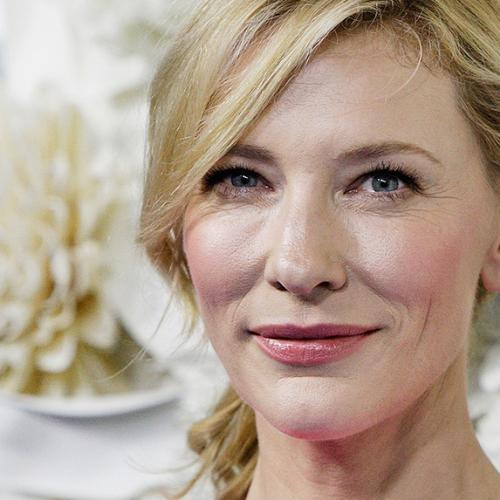 Cate Blanchett Admits To Bisexual Past