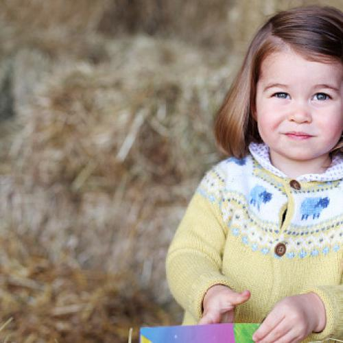 Everyone Is Talking About This photo Of Princess Charlotte