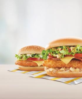 McDonald's Launch Three New Mouthwatering Chicken Burgers