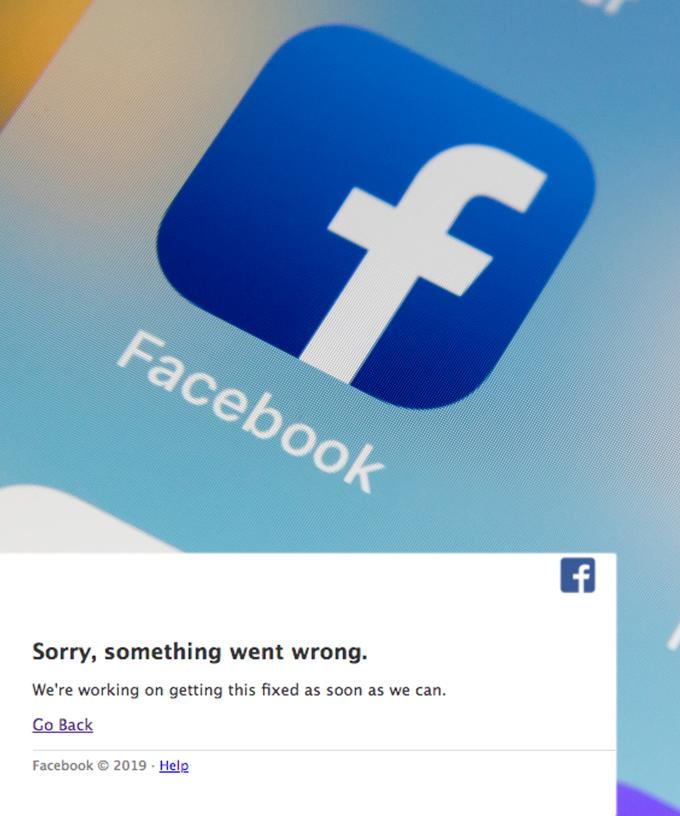 Facebook And Instagram Both Down World Wide