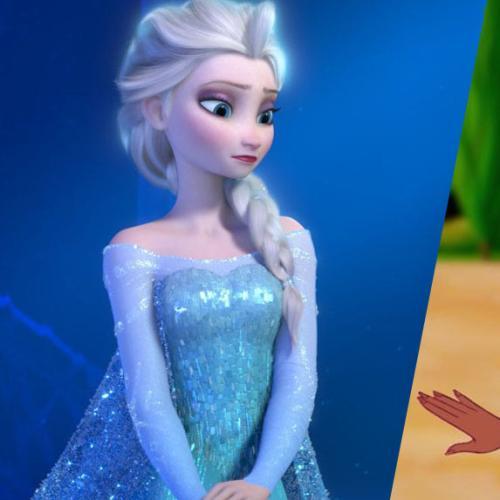 Disney Princesses Wear Blue For A Pretty Incredible Reason