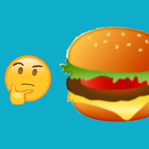 People Are Furious About Google's New Burger Emoji