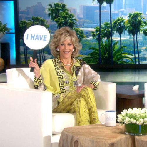 Jane Fonda Just Revealed A Lot About Her Love Life