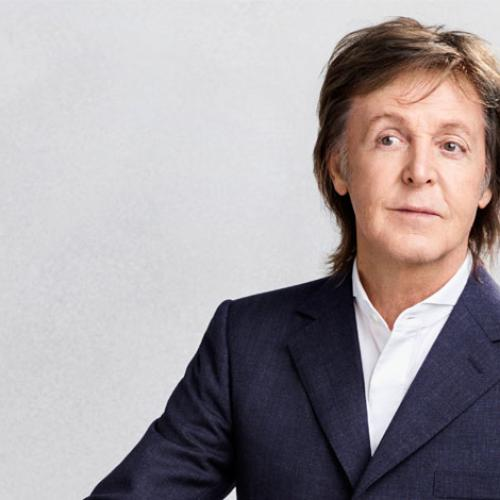Paul McCartney Goes Egyptian For New Album