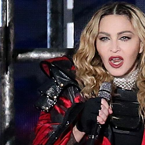 Madonna Pays David Bowie Tribute At Gig