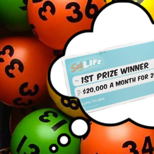 Man Had Dream He'd Win Lottery Before Becoming Millionaire