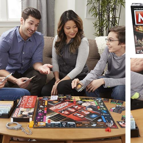 New Version Of Monopoly Lets You Steal, Skip Spaces And More