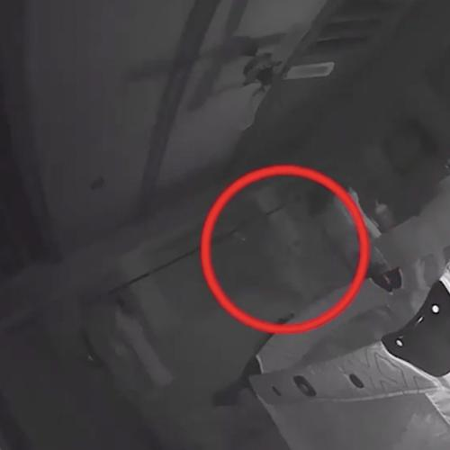 Parents Spot 'Ghost' After Daughter Wakes Up With Scratches