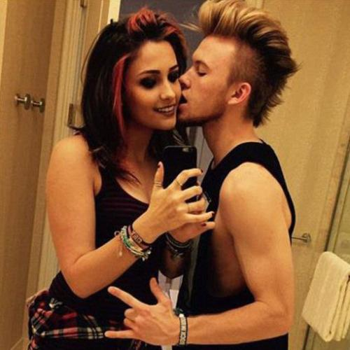 Paris Jackson's New Look and New Boyfriend!