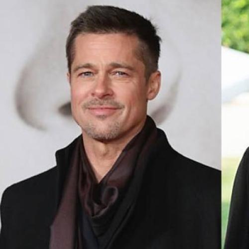 Brad Pitt Has Moved On With Charlize Theron