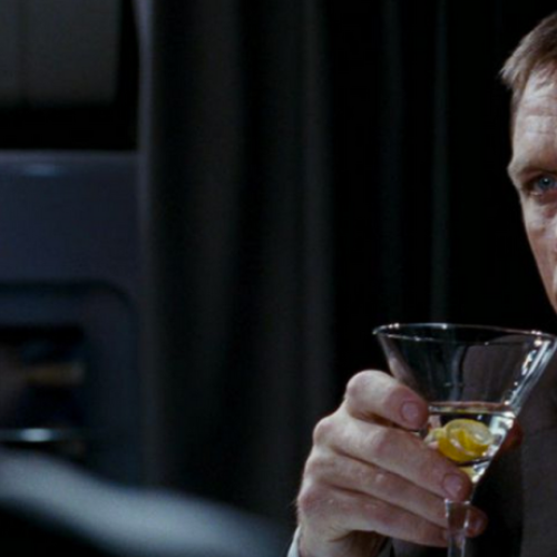 Proof James Bond Was A 'Severe' Alcoholic