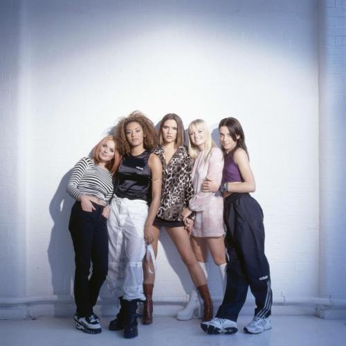 Spice Girls reunite for David Beckham's 40th