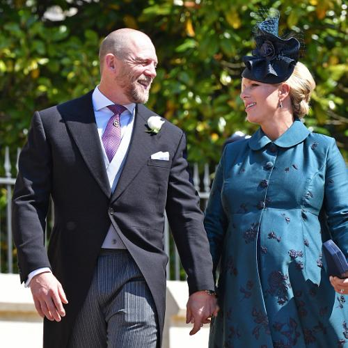 Royal Birth: Zara Tindall Gives Birth To A Baby Girl