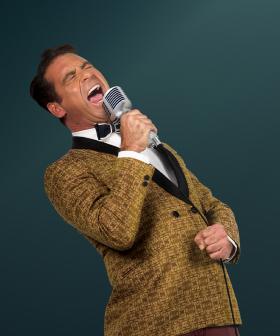 Andrew O'Keefe 'Shouts' Johnny O'Keefe