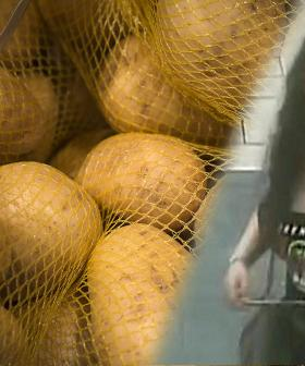 Police Arrest Woman For Urinating On Potatoes In Supermarket