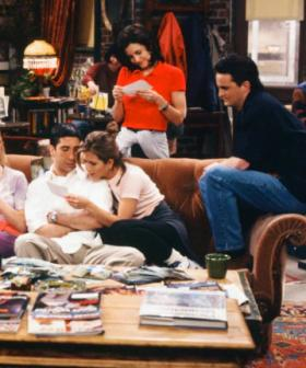 The Actual Couch From Friends Is Coming To Adelaide For You To Sit On