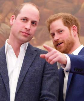 Prince Harry Admits To Strained Relationship With William