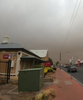 Bushfire Smoke Prompts SA Health Warning In Adelaide