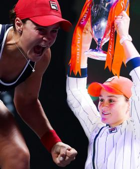 Ash Barty Wins WTA Finals, Claiming The Biggest Cash Prize In Tennis History