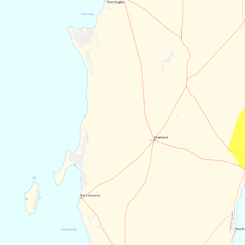 Warning: Yorke Peninsula Bushfire Out Of Control Under Catastrophic Conditions