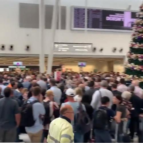 Adelaide Airport Evacuated Due To Security Breach