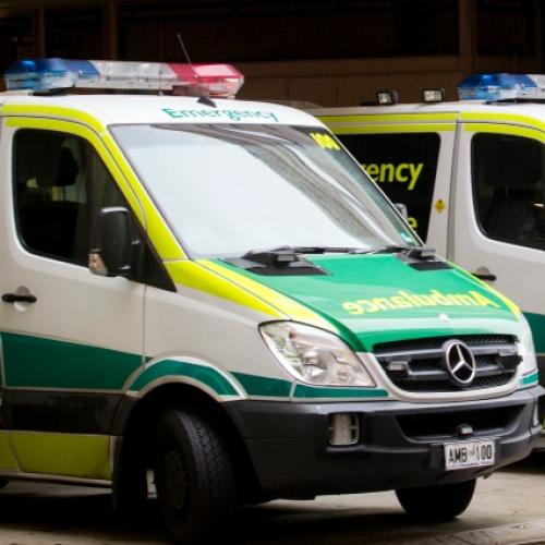 Reports That 24 Ambulances Were Left Ramped At The RAH On Monday