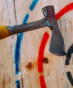 Adelaide's Getting Its Own Axe-Throwing Warehouse