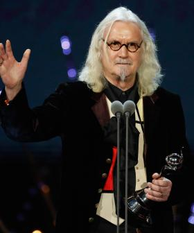 Billy Connolly Confirms He's 'Finished' With Stand-Up