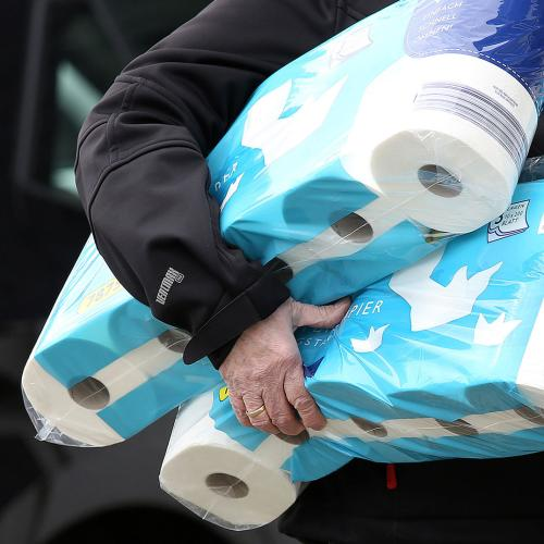 Wipe That Frown Off Your Face, SA's Toilet Paper Shortage Looks To Be Over!