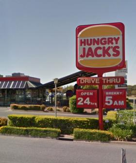 Man Arrested After Southern Suburbs Hungry Jack's Carjacking & Police Chase