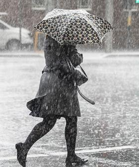 That Rain Last Night Has Helped Adelaide Record Its Wettest April Since 1998