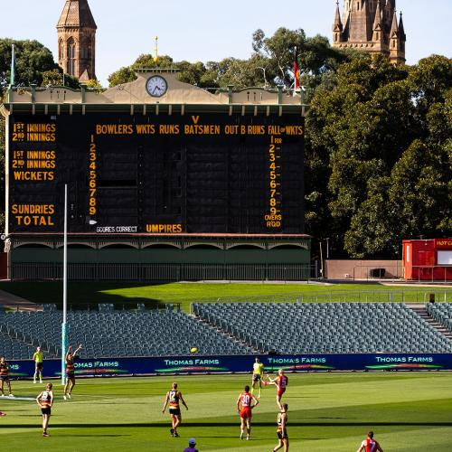 Food And Drink Prices To Be Cut At Adelaide Oval For The Rest Of 2020 And 2021