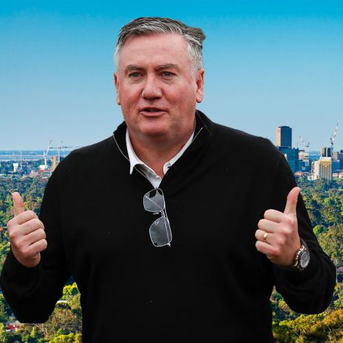 """I'm Sick Of The South Australians"" Eddie McGuire Takes Big Swipe At Our State"