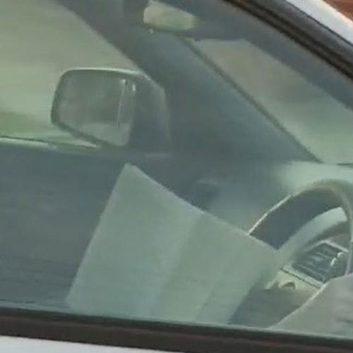 Police Throw The Book At Motorist For Reading While Behind The Wheel