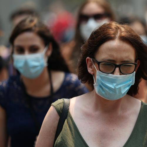 SA Businesses Warned About Discriminating Against People Wearing Masks