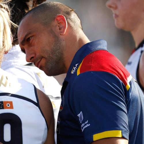 Adelaide Crows Great Andrew McLeod Says He Doesn't Feel Welcome At His Old Club