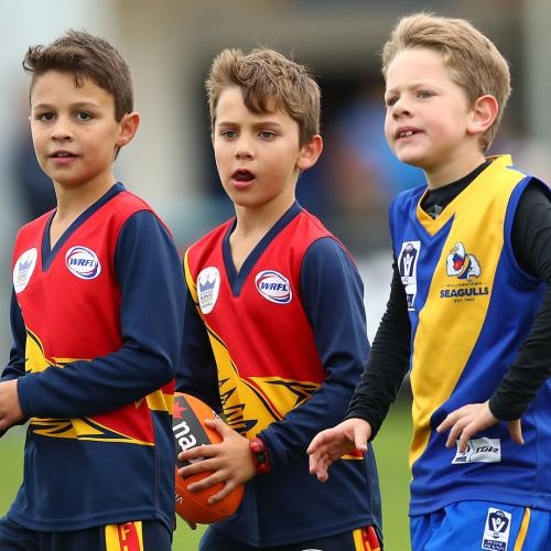 Junior Footy To Kick Off Again In SA At The End Of June