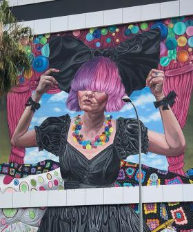 Adelaide's Sia Mural To Be Changed After Her Management Takes Issue With Likeness To The Muso